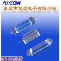China Centronic Solder 24 Pin Male DDK Connector with 2.16mm Centerline on sale