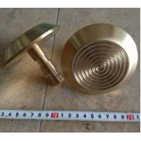 Tactile Studs 100mm Large Brass Studs