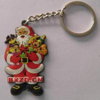 China SCPPK-15 pvc keychain wholesale