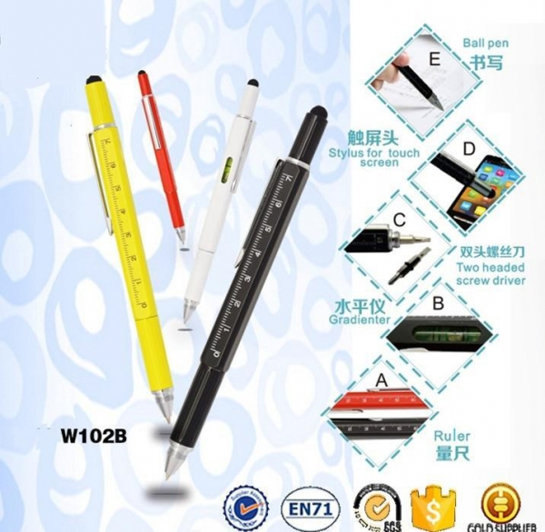 Quality metal multifunction pen for sale