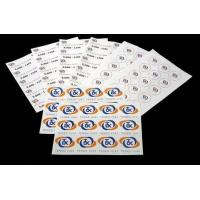 China 210mm x 297mm A4 Laser Sheet Label wholesale
