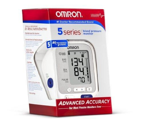 China Omron 5 Series Upper Arm Blood Pressure Monitor with Wide-Range Cuff (BP742N)