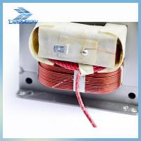 China Microwave Parts Electrical high voltage transformer for microwave oven wholesale