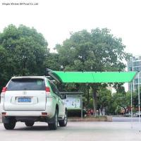 Buy cheap Car side awning with green colour from wholesalers
