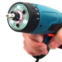 China 3.6V Cordless Screwdriver Wireless Drill With Led Light Set(28 Item) - intl wholesale