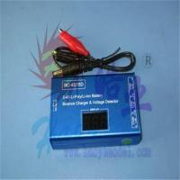 China HY010-Tail wheel Mounts HY022-00805 2S/3S/4S Balance Charger/Voltage Detector wholesale
