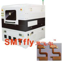 China PCB separator pcb laser drilling equipment,SMTfly-5L on sale