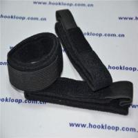 Webbing Tape Stitched Hook and Loop with Buckle