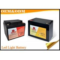 Buy cheap Led Light Battery from wholesalers