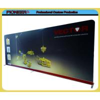 China Easy Installing Tension Fabric Displays  8′,10′ + 15 Feet wide wholesale