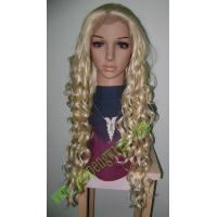 "26"", full lace wig, synthetic hair, 613#"