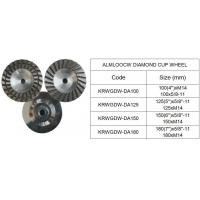 Buy cheap DIAMOND CUP WHEEL-ALMLOOCW from wholesalers