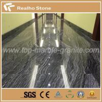 Magic Wooden Black Forest Marble Stone Tile Price Per Meter