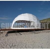 China GSD-10 10m Dia Spherical Dome Tent wholesale