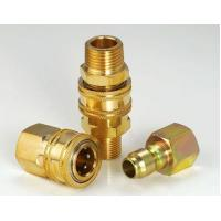LST American type hydraulic quick coupling