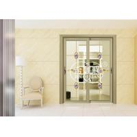 Luxury push pull hanging door series