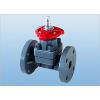 Buy cheap Valves UPVC Diaphragm valves from wholesalers