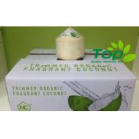 Buy cheap FRUITS (29) Organic Fresh Young Coconut from wholesalers