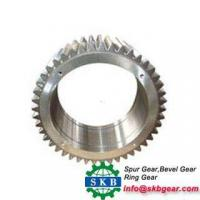 China Large Size Internal Ring Gear Inner Ring Gears According to Drawing wholesale