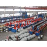 China Welded Wire Mesh Machine Steel Wire Hot Dip Galvanizing Production line wholesale