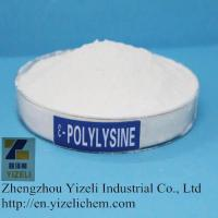 Buy cheap Natural preservative E-Polylysine from wholesalers