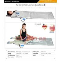 China Professional Beauty&Slimming Product Far Infrared Sauna Blanket on sale