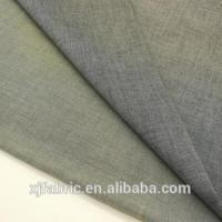 China 100% cotton chambray summer shirt fabric on sale