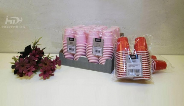 China Packaging Display Plastic Plates & Cups