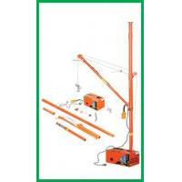 Buy cheap Indoor arm type  Jib type indoor type portable lifting machine from wholesalers