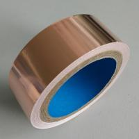 Buy cheap copper foil adhesive tape from wholesalers