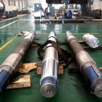 Buy cheap Marine Products Forged Propeller Shaft from wholesalers