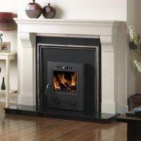 Buy cheap FIREPLACE/STOVE WOOD BURNING STEEL INSERT STOVE from wholesalers