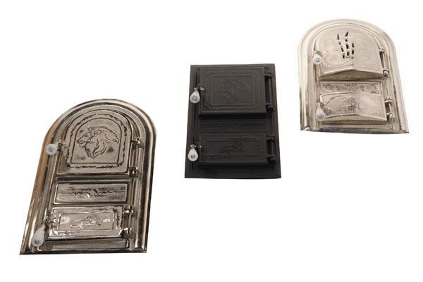 China FIREPLACE COMPONENTS Fireplace-Door-Sets