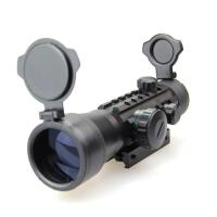 Buy cheap Hunting Scope&laser sight Fish Bone Double color 2 times Red dot from wholesalers