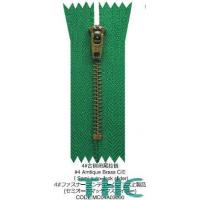 Buy cheap Mental Zippers #4 Amtique Brass C/E from wholesalers