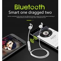 Buy cheap PDCMATE7mini wireless earphone microphone for phone stereo sport waterproof magnetic earbuds from wholesalers