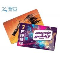 China Full Color Printing MIFARE Ultralight C 13.56Mhz RFID Cards on sale