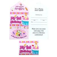China The Party Invitation Card 10 wholesale