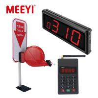 China Y-30B Wireless Queue System Ticket Dispenser Receiver Keypad wholesale