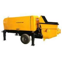 Buy cheap Diesel Concrete Pump HBT50D Diesel Concrete Pump from wholesalers