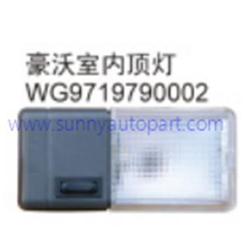Quality Truck Indoor Dome Lamp for HOWO 07 for sale