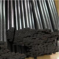 Buy cheap 3K Pultruded UnidirectionalCarbon Fiber Rods from wholesalers