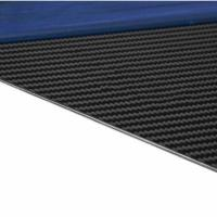 Buy cheap 3mm 3K Matte/Glossy Plain/twill Real Carbon Fiber Plate from wholesalers