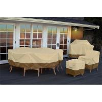 Buy cheap Large Rectangular Patio Table Cover,Garden Furniture Cover from wholesalers