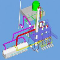 Buy cheap Waste Engine Oil Distillation Plant from wholesalers