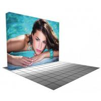 China 10 x 10 Displays Burst 10ft Flat Backlit Pop Up Display wholesale