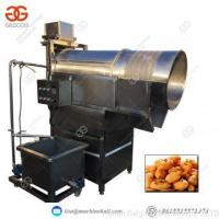 Buy cheap Automatic single roller oil sprayer seasoning machine from wholesalers