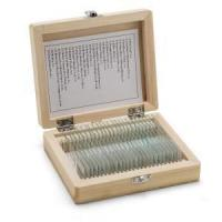 Buy cheap Prepared Laboratory Microscope Glass Slides Box Set For Educational from wholesalers
