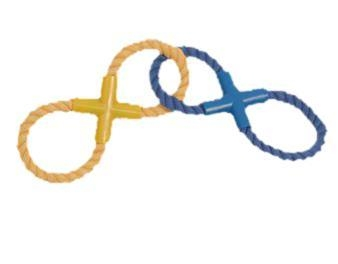 Quality Dog toy Figure 8 Dog Toy Rope 5 for sale