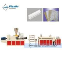 Buy cheap PVC ceiling panel making machine / extrusion line / production line from wholesalers